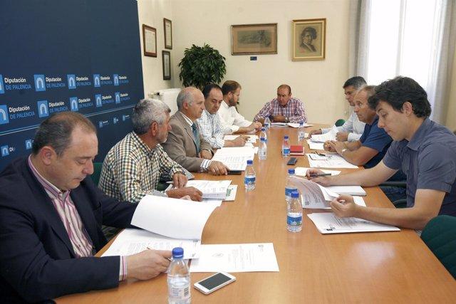 Reunión de la Comisiónd e Agricultura