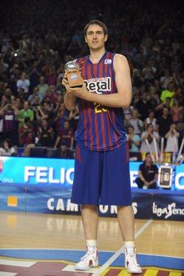 Erazem Lorbek MVP Final