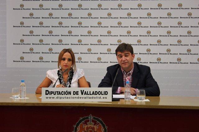 María Blanco y Juan José Zancada