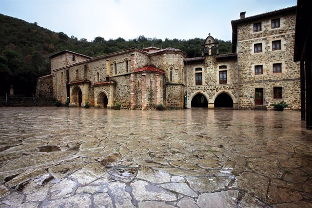 Monasterio de Santo Toribio de Liébana