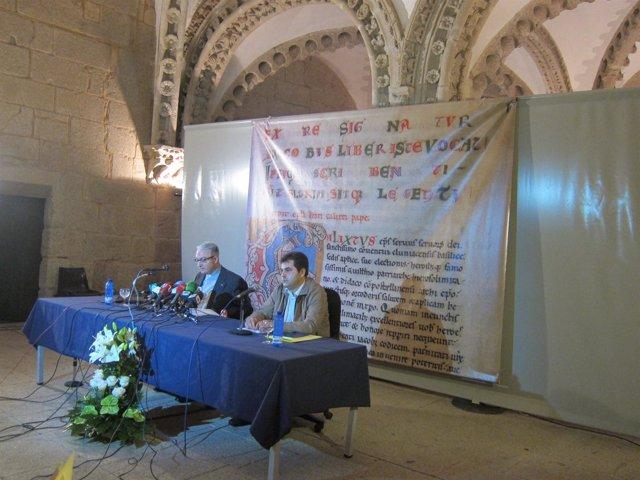 Responsables de la catedral de Santiago explican su contabilidad