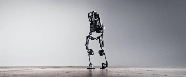 Exoesqueleto Ekso Bionics Para Lesiones Medulares