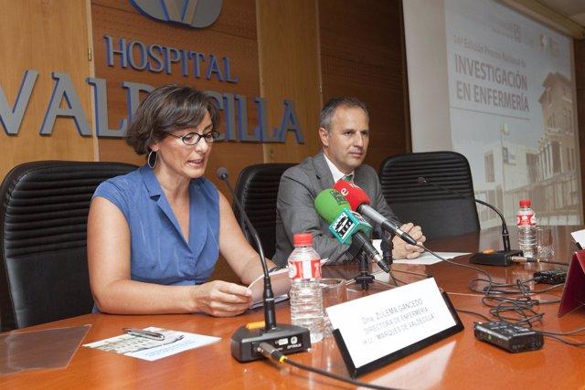 Presentación del Premio Nacional de Investigación en Enfermería