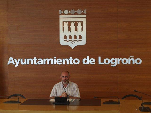 Jesús Ruiz Tutor informa sobre la programación de educación ambiental