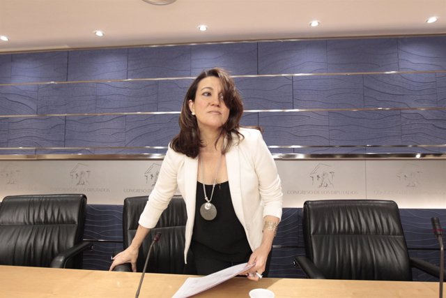 Portavoz parlamentaria del PSOE, Soraya Rodríguez