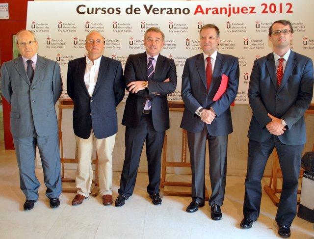 Portavoces Senado En La Universidad Rey Juan Carlos
