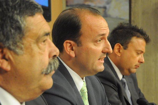 Viceconsejero de Turismo del Gobierno de Canarias, Ricardo Fernández