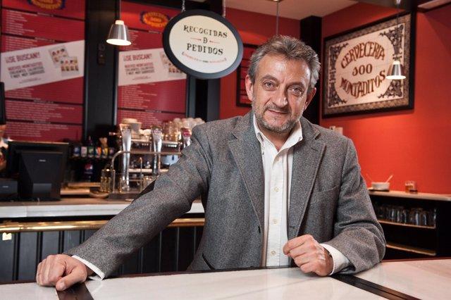 Carlos Pérez Tenorio, Director General De Restalia