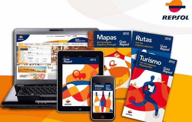 'Guía Repsol 2012'