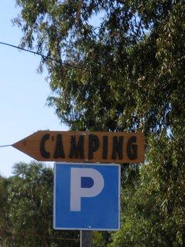 Un Camping En Andalucía