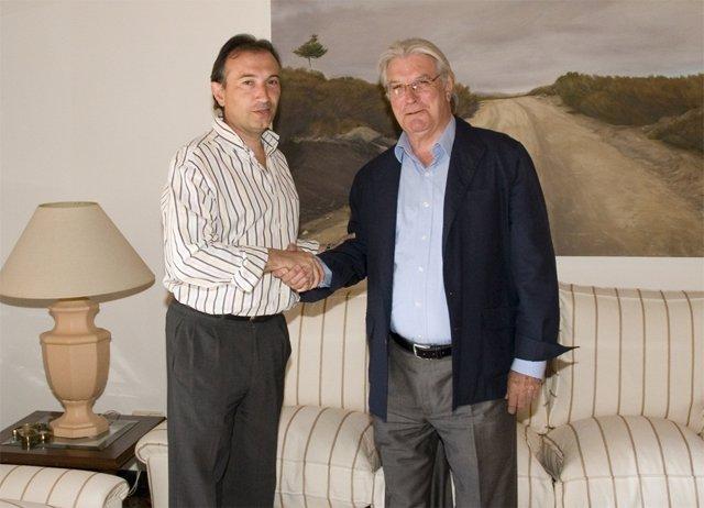 Firma Convenio Diputación Y Sierra De Gredos