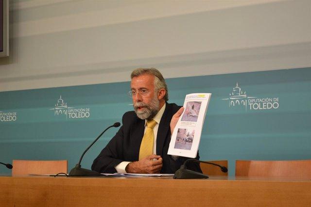 Ramos en rueda de prensa
