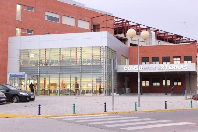 CONSULTAS EXTERNAS DEL HOSPITAL LA MANCHA CENTRO , ALCAZAR DE SAN JUAN