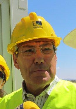 El consejero de Industria e Innovación del Gobierno de Aragón, Arturo Aliaga.