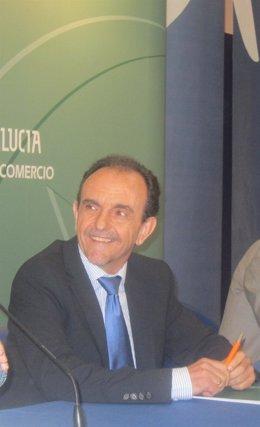 El consejero de Turismo, Rafael Rodriguez