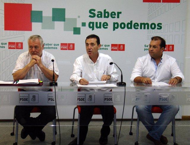 Presentación del XII Congreso Provincial del PSOE