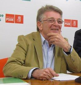 Francisco González Cabaña, secretario provincial del PSOE de Cádiz