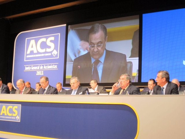 Junta De Accionistas De ACS De 2011