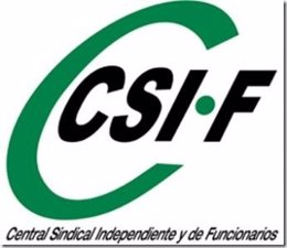 Logo CSI.F
