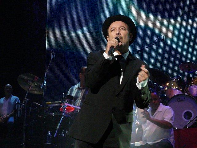 El Cantante Rubén Blades