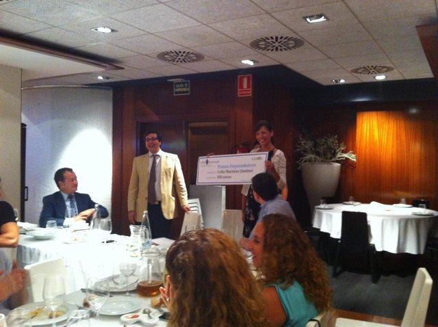 Premio Jóvenes Emprendedores De La CEU-UCH