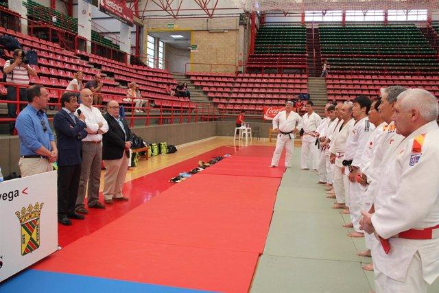 Clausura jornadas judo