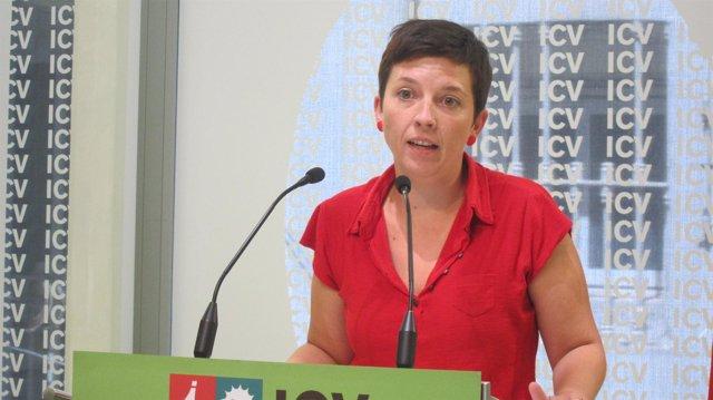 Laia Ortiz, ICV