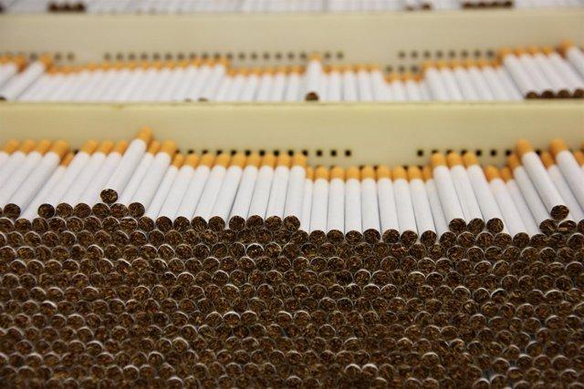 Fábrica De Cigarrillos De JTI
