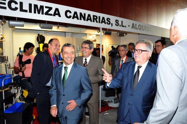 Presidente del Gobierno de Canarias, Paulino Rivero
