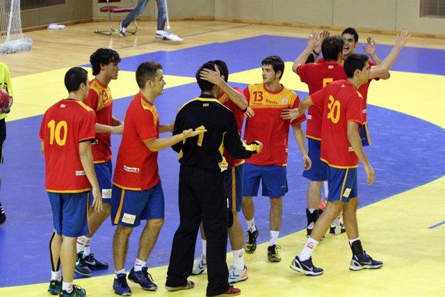 España júnior de balonmano se clasifica a la final del Mundial