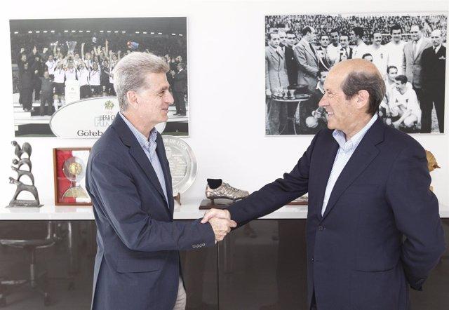 El VAlencia firma un nuevo acuerdo con Fomento Urbano