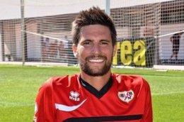 Adrián González, nuevo jugador del Rayo Vallecano