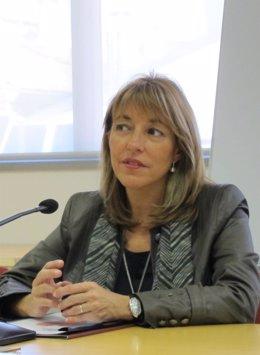 La Consellera De Cultura De La Generalitat Valenciana, Trini Miró