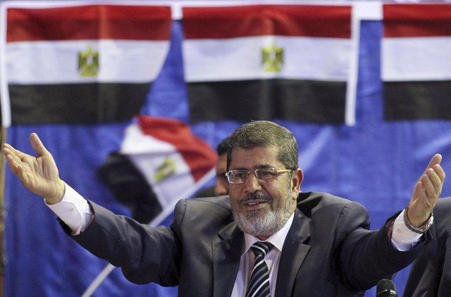 Mohamed Mursi
