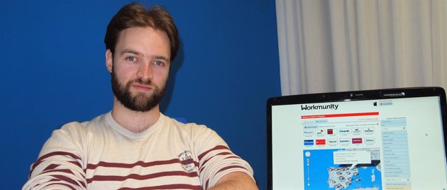 Fundador De Workmunity.Com,  Joel Santirso