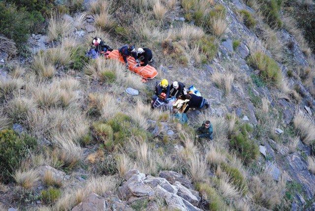 Rescate De Montaña