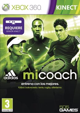 Videojuego Mi Coach