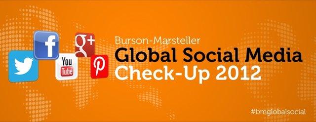 Redes sociales por Burson-Marsteller