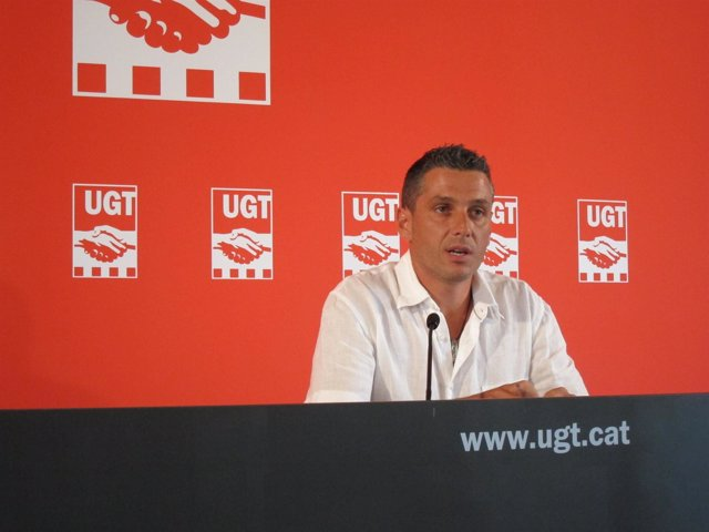 Salvador Duarte, presidente de CTAC-UGT