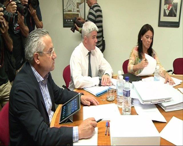 Miquel Domínguez, En Primer Plano, Junto A López Jaraba