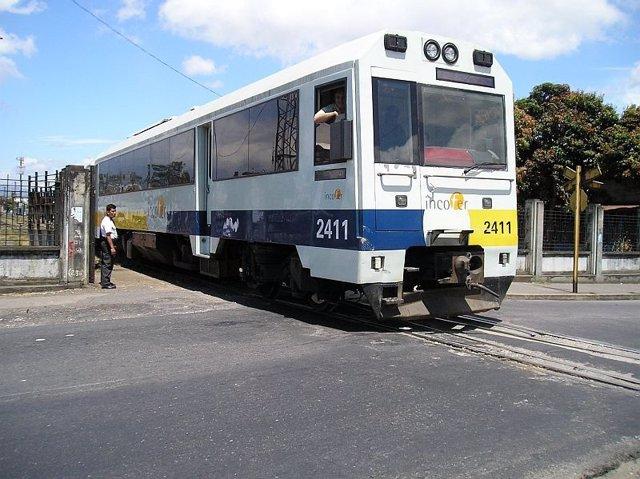 Trenes Vendidos Por Feve A Costa Rica