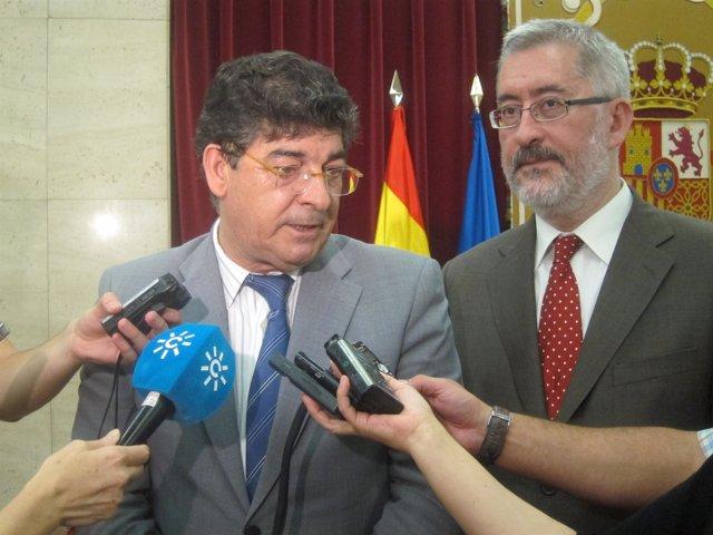 Valderas y Ávila en Madrid.