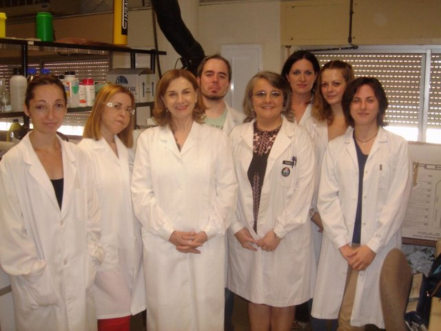 Grupo de Neurobiología de la Universidad de Sevilla