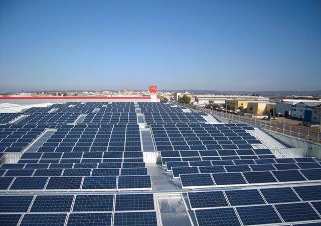 Parque Solar, Solares, Placas