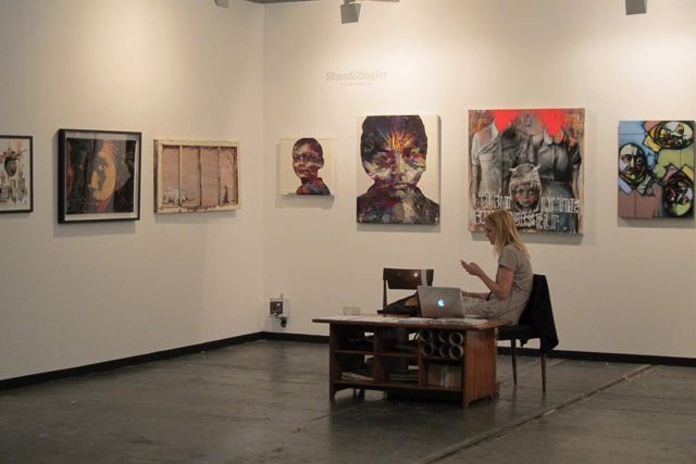 Feria de Arte Contemporáneo Swab de Barcelona