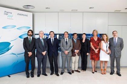 Empresas.- El consejero de Sanidad de la Comunidad de Madrid visita las instalaciones centrales de PharmaMar