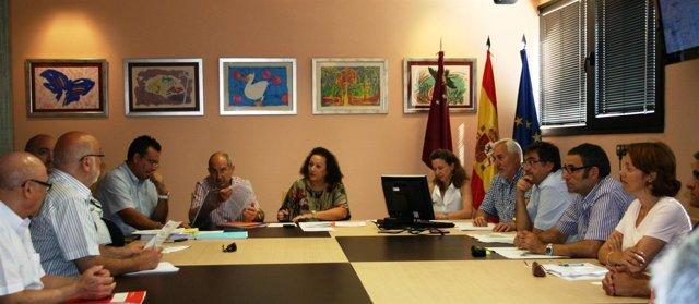 Reunión de la Comisión de Coordinación de Política Territorial