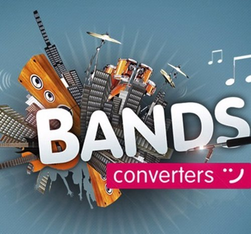 Bands Converters