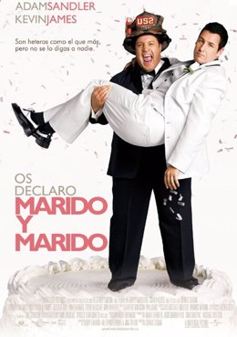 Película 'Os declaro marido y marido'