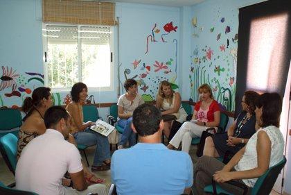 Murcia.- GPP expresa su apoyo a la labor de Fundación Diagrama en la atención a las personas drogodependientes